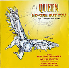No-One But You (Only The Good Die Young) - CDS