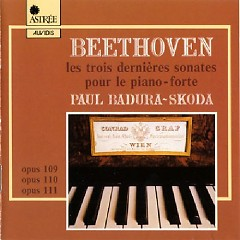 Beethoven - Les Sonates Pour Le Pianoforte Sur Instruments D'epoque CD 9