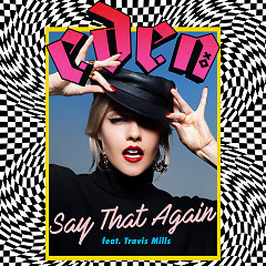 Say That Again (Single) - Eden xo, Travis Mills