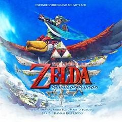 The Legend of Zelda - Skyward Sword - Expanded Soundtrack CD4