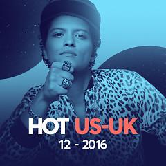 Nhạc Hot US-UK Tháng 12/2016