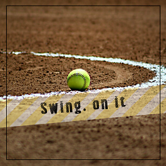 Swing. On It