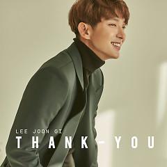 Thank You (Single) - Lee Jun Ki