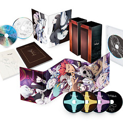 Death Parade Original Soundtrack CD1