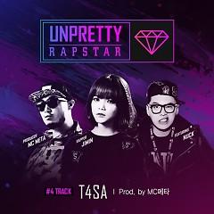 Unprettty Rapstar Track 4 - Jimin (AOA)