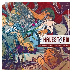 Reanimate: The Covers - EP - Halestorm