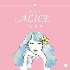 Hope, Spring (Single) - Alice