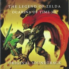 The Legend of Zelda Ocarina of Time 3D Original Soundtrack CD1 - Kondo Koji