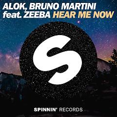 Hear Me Now (Single)