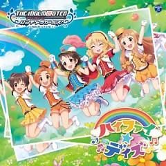 THE IDOLM@STER CINDERELLA GIRLS STARLIGHT MASTER 03 Hi-fi☆Days