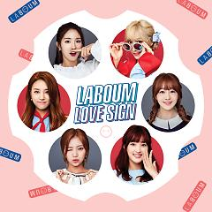 Love Sign (Mini Album) - LABOUM