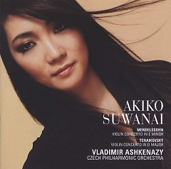 Mendelssohn & Tchaikovsky Violin Concertos - Akiko Suwanai