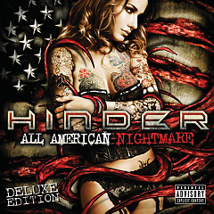 All American Nightmare (Deluxe Edition) - Hinder