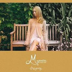 Mmm (Single) - Choyoung