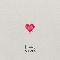 Love, Yours (Single)