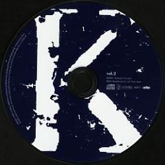 K Vol.2 Bonus CD Original Soundtrack vol.1