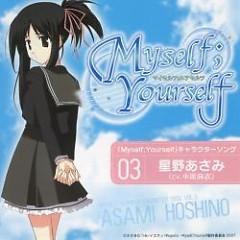 Myself;Yourself Character Song Vol.3 – Asami Hoshino