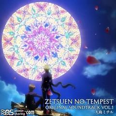 Zetusen no Tempest Original Soundtrack Vol.1 - Michiru Oshima