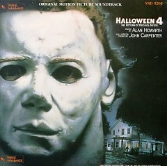 Halloween 4 The Return Of Michael Myers OST - Alan Howarth