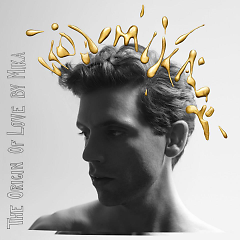 The Origin Of Love (CD1) - Mika