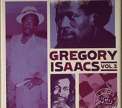 Reggae Legends Vol.2 (CD4) - Gregory Isaacs