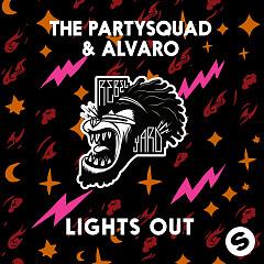 Lights Out (Single) - The Partysquad, Alvaro