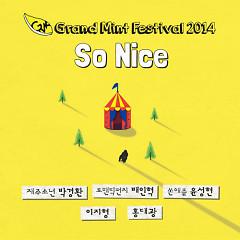So Nice (GMF 2014 Ver.) - GMB
