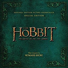 The Hobbit:The Battle Of The Five Armies OST (Special Edition) (CD1) - Howard Shore