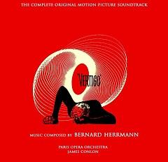 Vertigo (Complete) (Score) (P.3)  - Bernard Herrmann