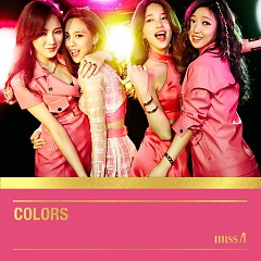 Colors (Mini Album) - Miss A