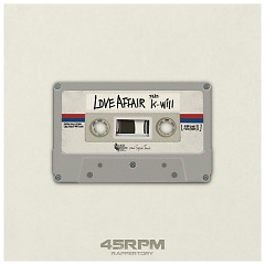 Love Affair - 45RPM