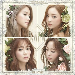 In Love (7th Mini Album) - KARA