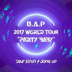 Dae Hyun X Jong Up Project Album 'Party Baby'