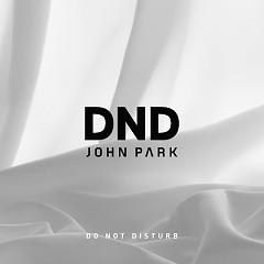 DND (Single) - John Park