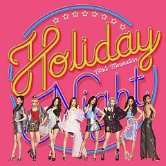 Holiday Night (The 6th Album) - SNSD