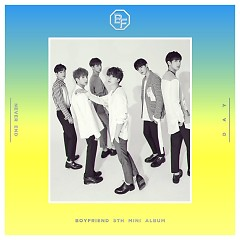 Never End (5th Mini Album) - Boyfriend
