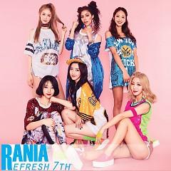 Refresh 7th (Mini Album) - BP Rania