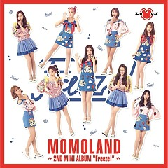 Freeze! (Mini Album) - MOMOLAND