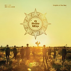 Knights Of The Sun (3rd Mini Album)
