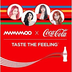 Taste The Feeling (Single) - Mamamoo