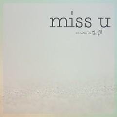 Miss U (Single)