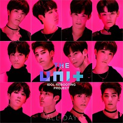 THE UNI+ B STEP 1 (Single) - The Uni+