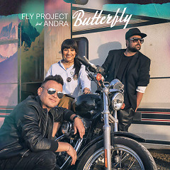 Butterfly (By FLY RECORDS) (Single) - Fly Project, Andra
