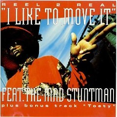 I Like To Move It (CDM) - Reel 2 Real