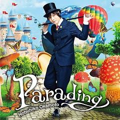 Parading