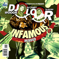 Infamous Minded (CD3)
