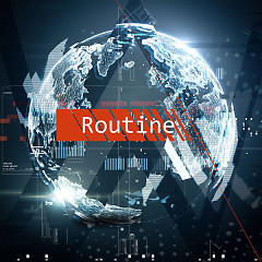 Routine - Alan Walker, David Whistle