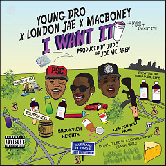 I Want It (Single) - Mac Boney, Young Dro, London Jae