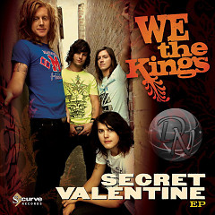 Secret Valentine (EP) - We The Kings