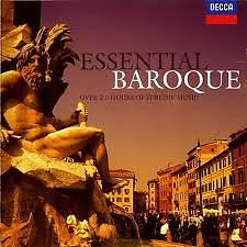 Essential Baroque CD1